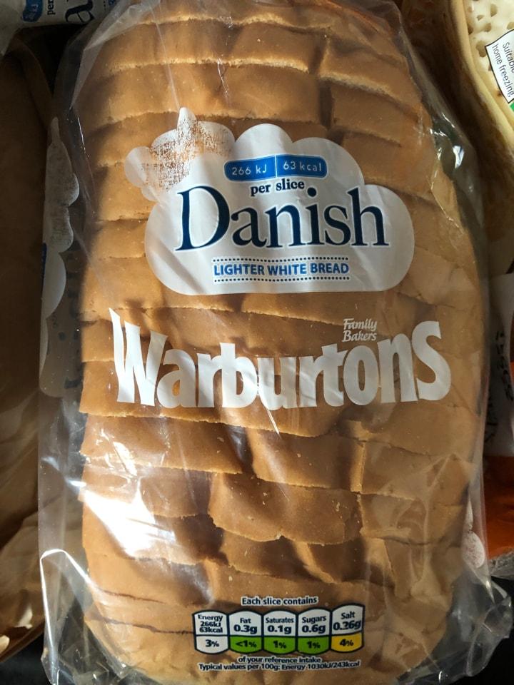 X2 danish bread