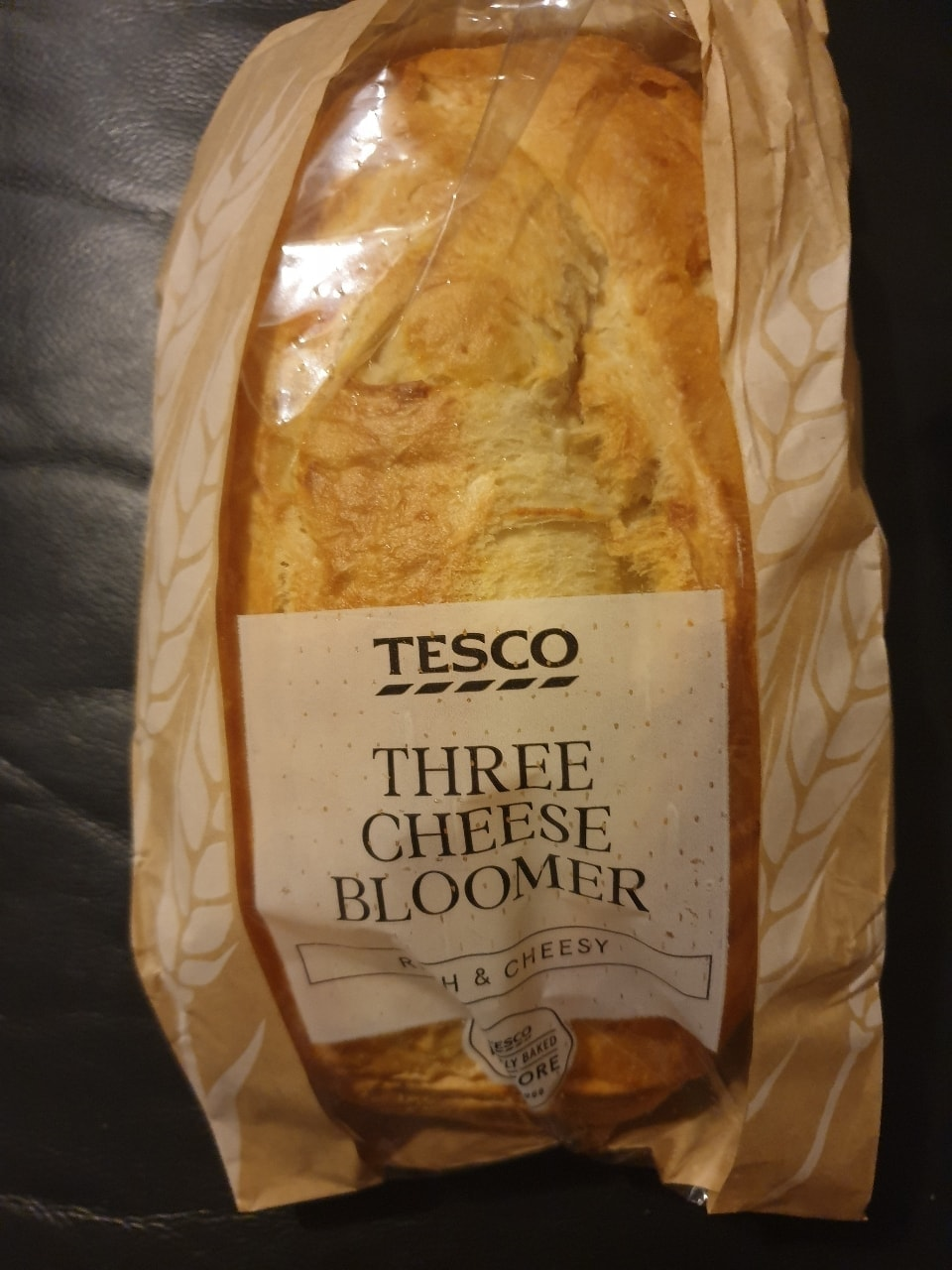 Three cheese bloomer