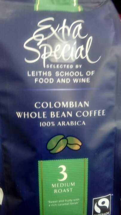 Asda coffee beans