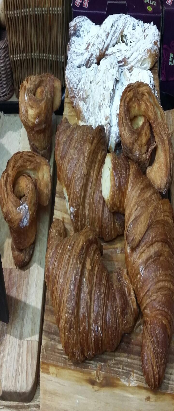 Organic Artisan Pastries