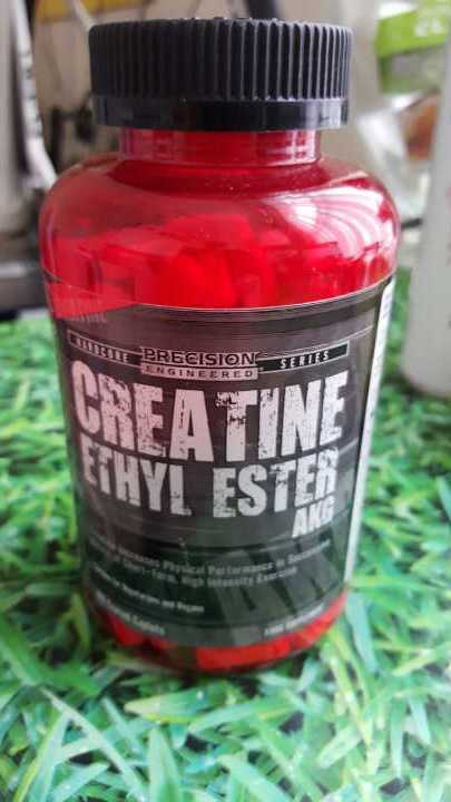 Precision Engineered Creatine Ethyl Ester AKG 180 Caplets