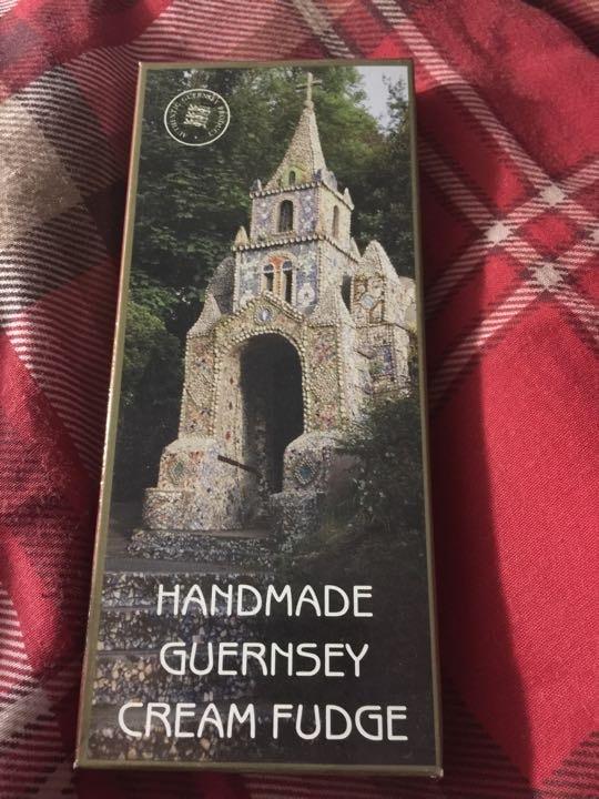 Guernsey fudge