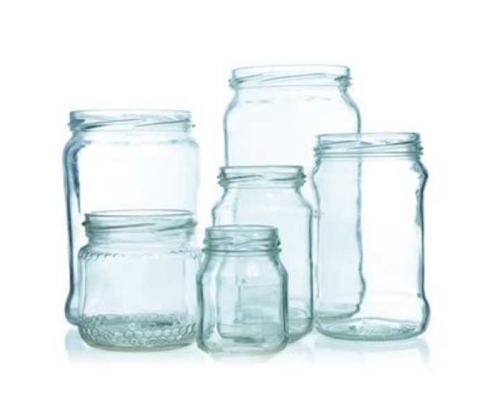 WANTED - old glass jars