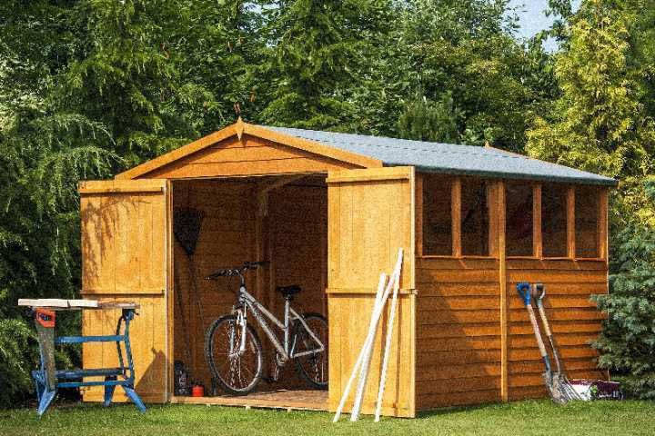 Wanted  a large garden shed or summer house. Must be 10ft by 8ft minimum.