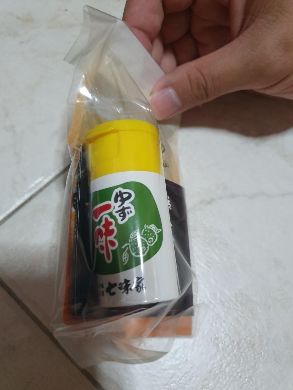 From Japan Yuzu seasoning