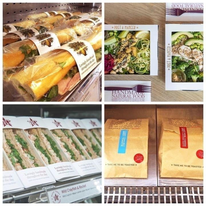 Veggie Pret - THURSDAY 8pm in Salford