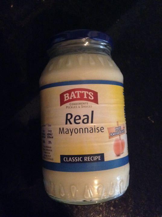 Mayo!