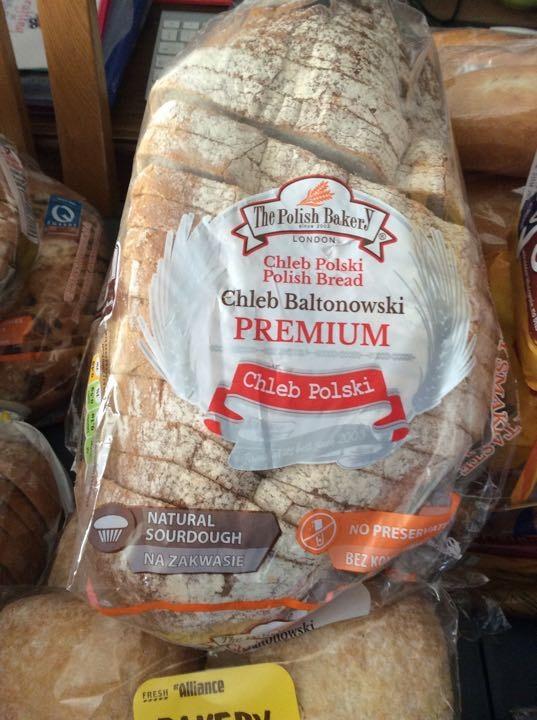 Premium polish bread
