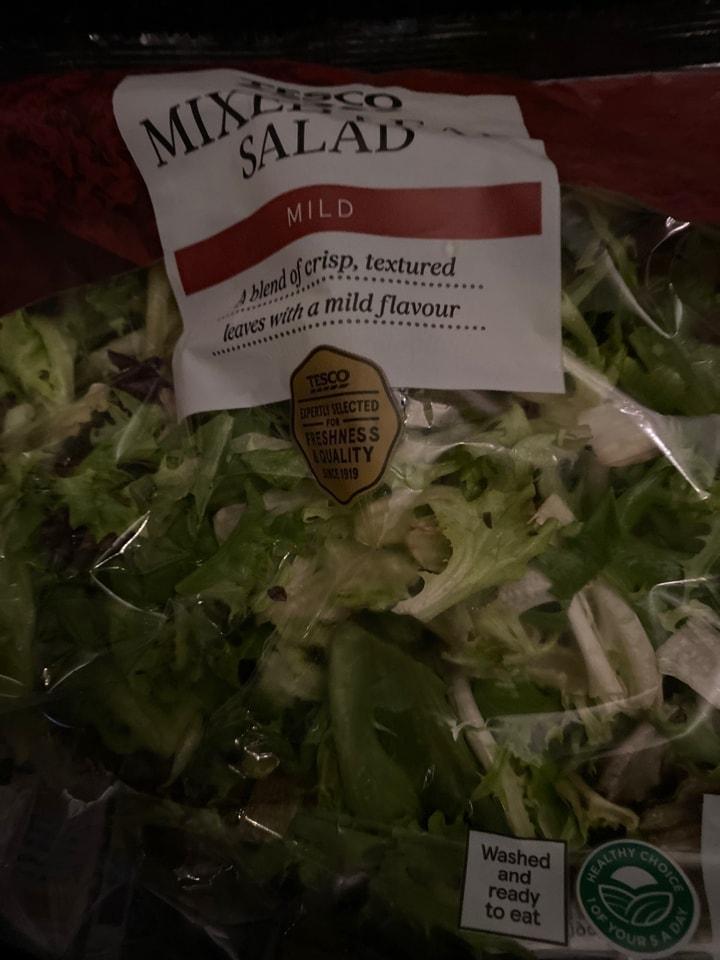 Salad bag