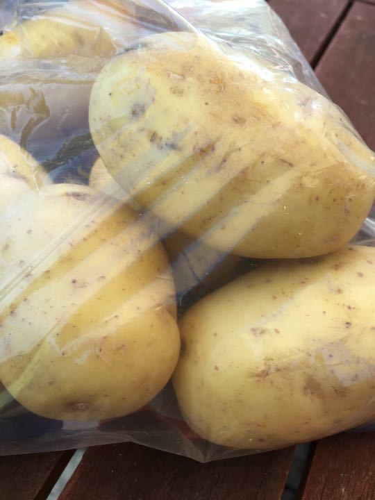 British potatoes