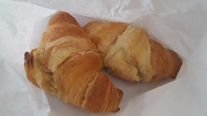 Croissant x2