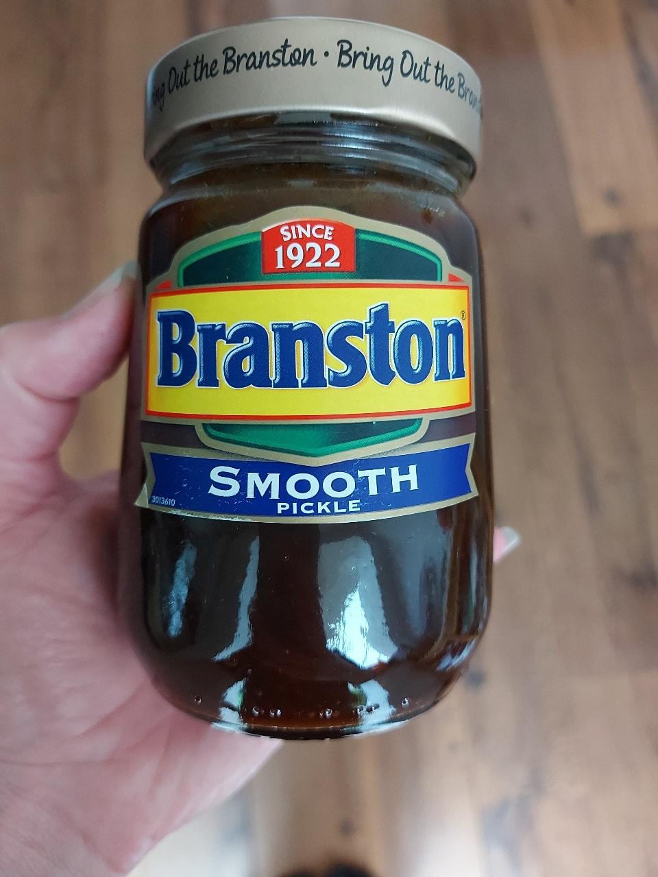 Branston Smooth pickle