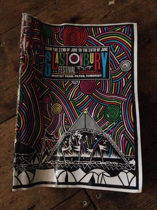 Glastonbury 2016 Manual
