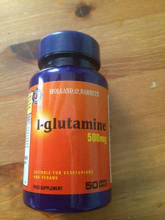 I-glutamine 500mg