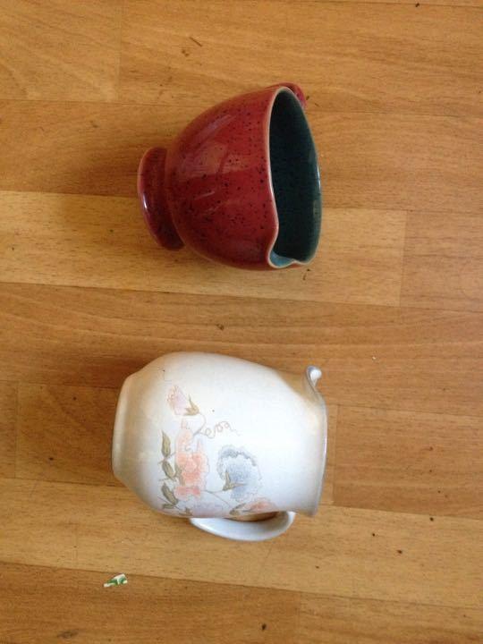 2 little demby jugs