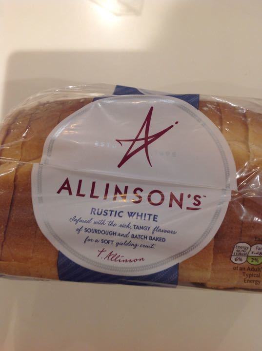 Allinsons rustic white