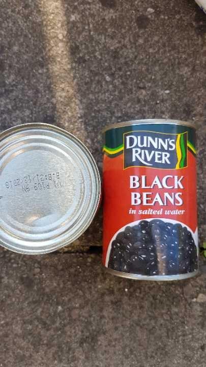 400g Black Beans