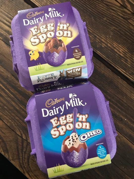 Easter Eggs - dairy milk