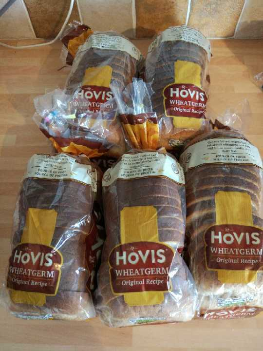 Hovis Wheatgerm Small Loaves