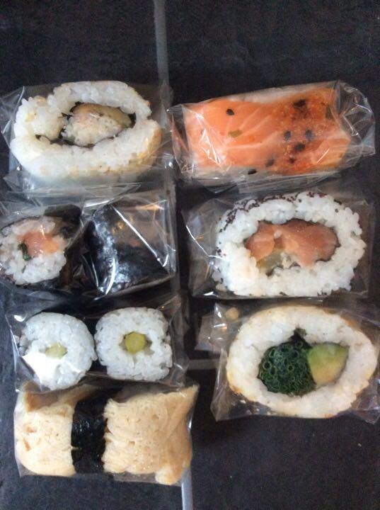 Sushi mix 11