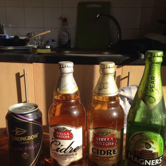 4 ciders
