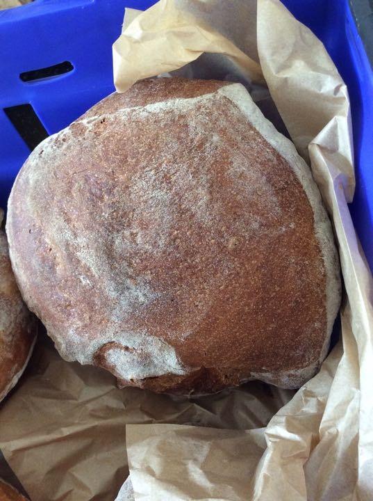 Rye bread x 2