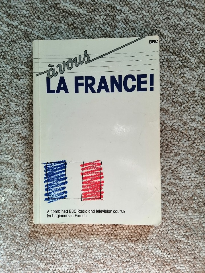 Book for learning French