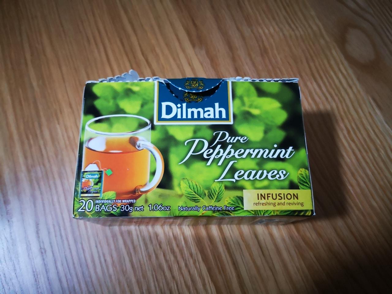 Dilmah Peppermint Tea
