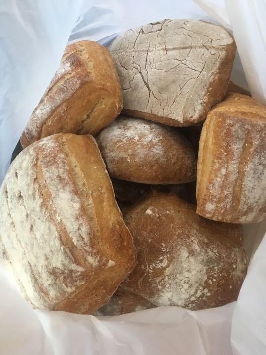 Even MORE fresh bread!