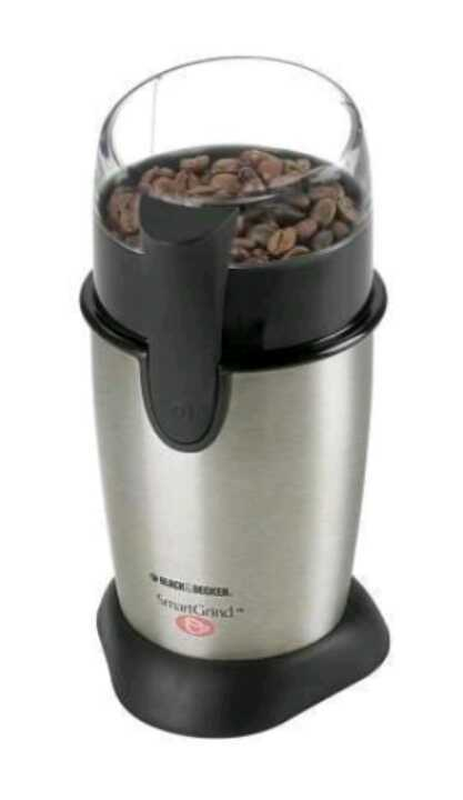 Coffee Grinder or equivalent
