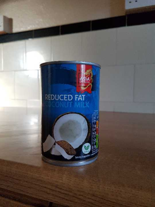 Reduced Fat Coconut milk