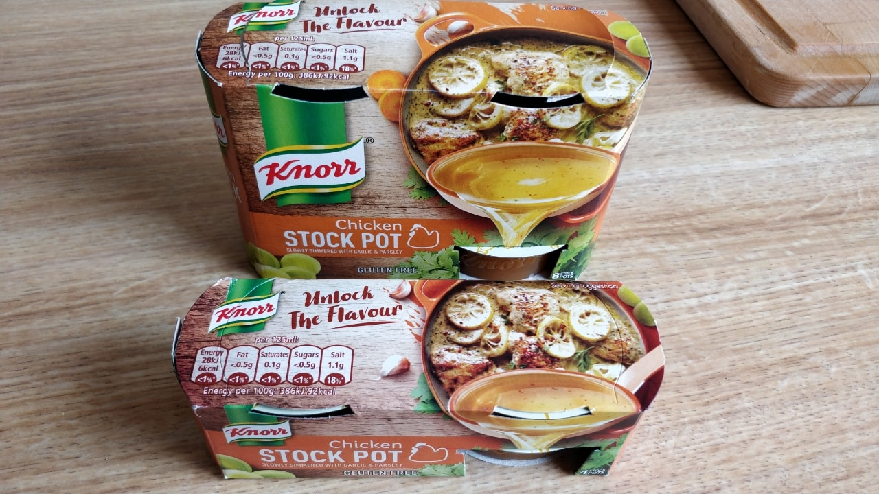 Knorr Chicken Stock Pot
