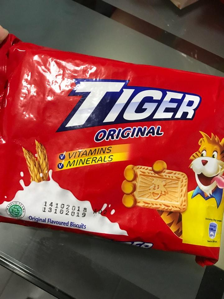 Tiger Original Biscuit
