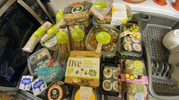 Planet Organic food