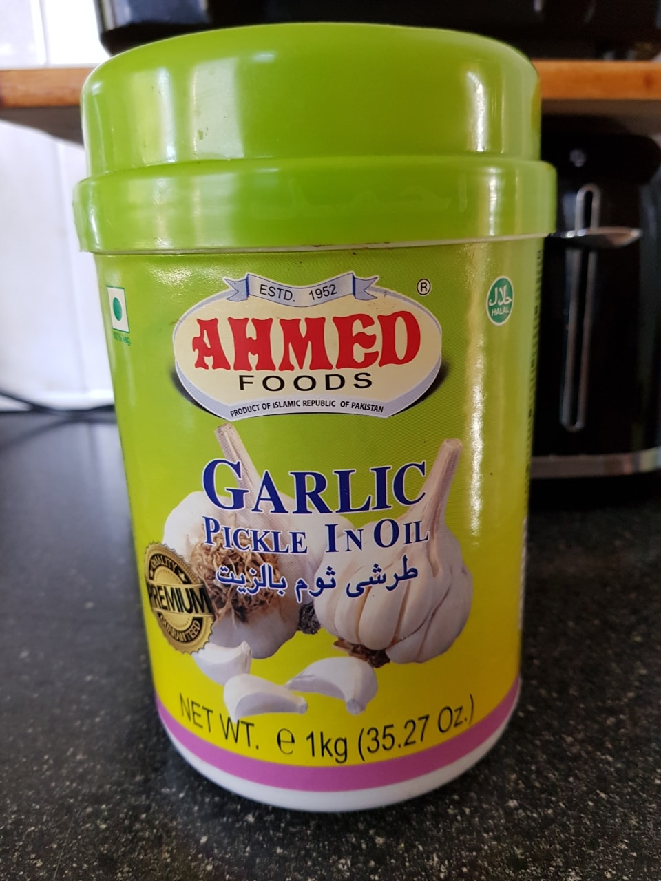 Galic pickle