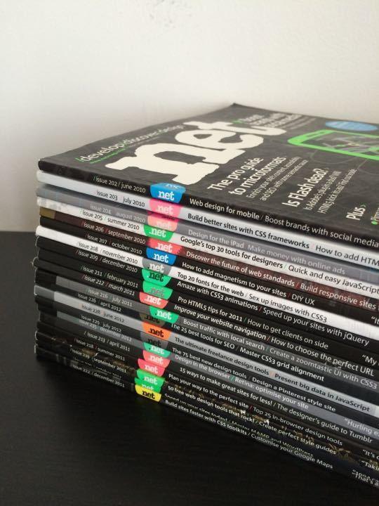 .net magazines