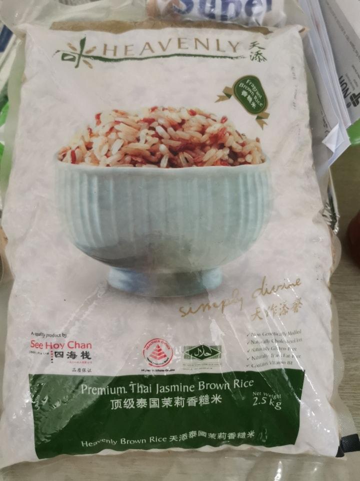 Heavenly Premium Thai Brown Rice