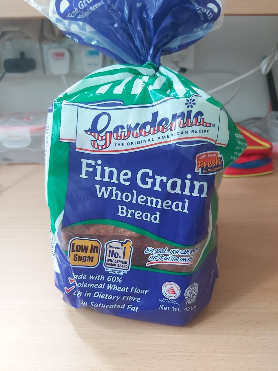 Gardenia Wholemeal Bread
