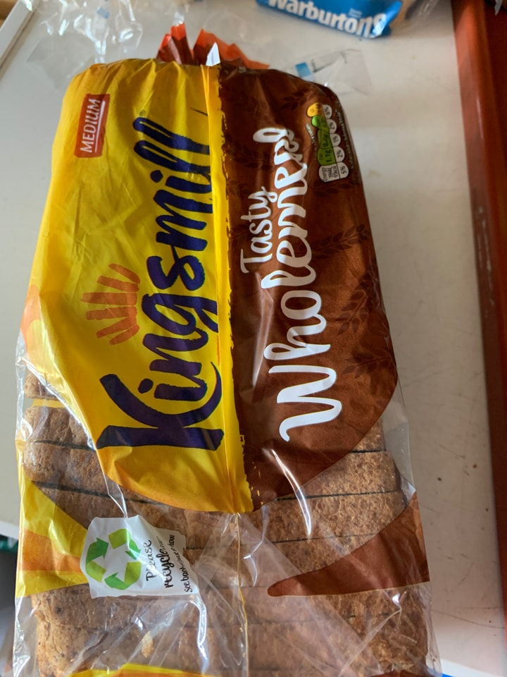 Kingsmill whole meal loaf