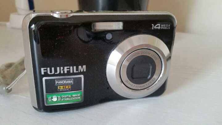Fuji 14Mpixel digital camera