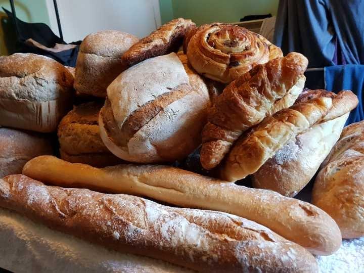 Artisan Loaves from Au Gourmand Bakery