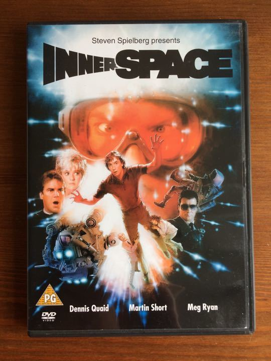 Inner Space dvd