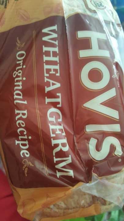 Hovis wheatgerm bread