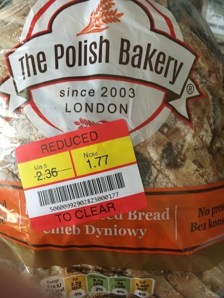 Polishnsourdough