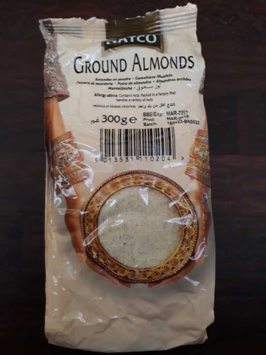 Ground almond