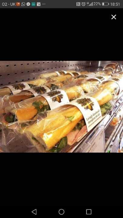 PRET sandwiches!!!