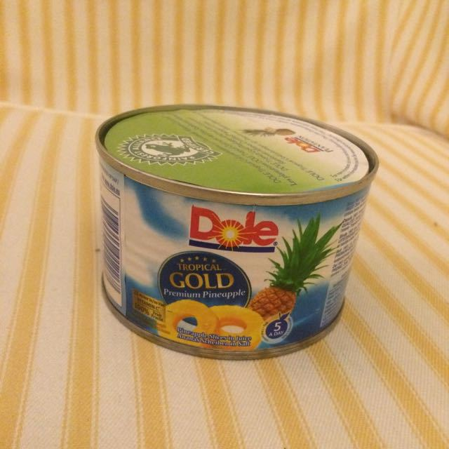 Dole Pineapple slices 227g