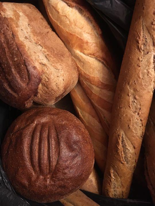 Bread, baguettes