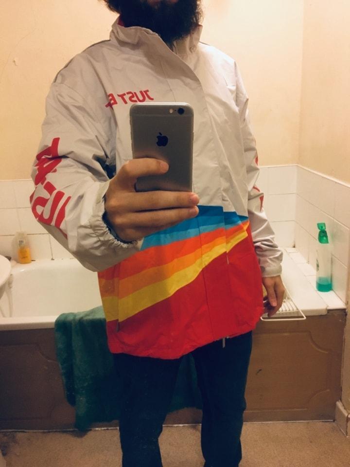 Brand new jacket size L