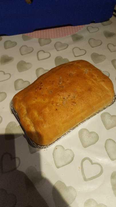 Salt tray loaf